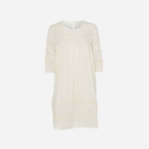 Women's Organic Cotton Olga Dress - Natural
