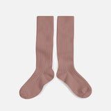 Babies & Kids Cotton Knee Socks - Praline