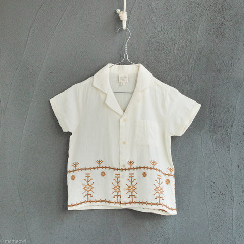Exclusive Linen Donny Set - Ivory