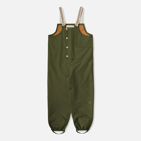 100% Waterproof Dungaree - Spruce
