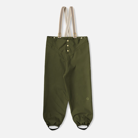 100% Waterproof Rainpants - Spruce