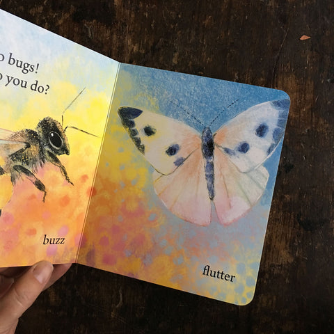 Hello Animals Board Books - Animals, Farm & Bugs.