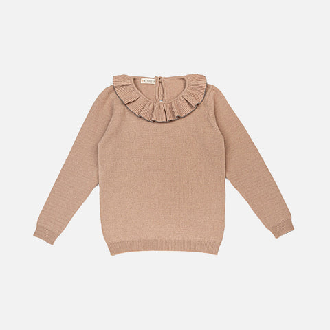 Wool Romy Sweater - Dusty Rose