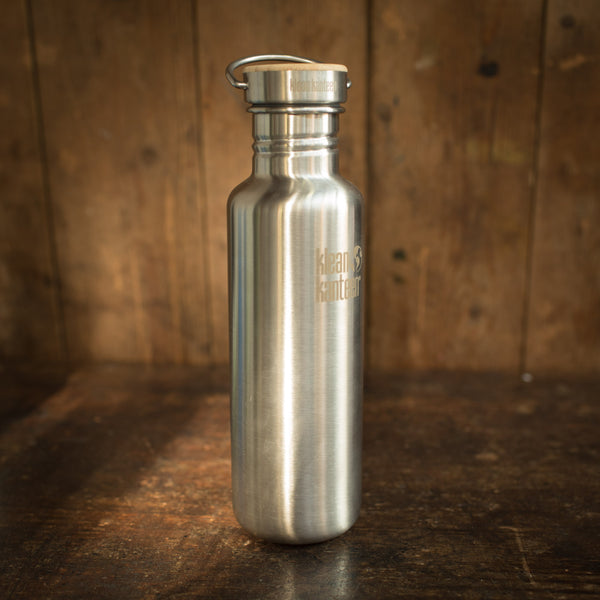 Stainless Steel Reflect Water Bottle - 800ml - Mirrored Stainless