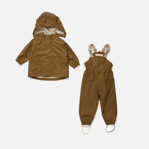 Palme Rainwear Set - Breen