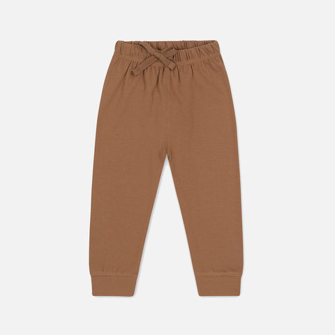 Cotton Ebi Pants - Almond