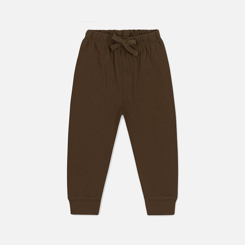 Cotton Ebi Pants - Walnut