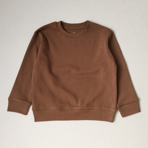 Cotton Ebi LS Top - Almond