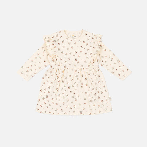 Organic Cotton Hygsoft Dress - Petit Amour Rose