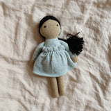 Lambswool Rosa Doll