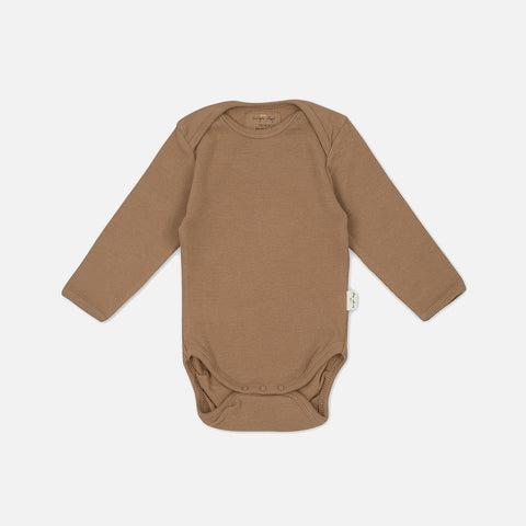 Organic Cotton Siff Body - Almond