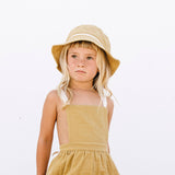 Organic Cotton Bucket Hat - Pistachio