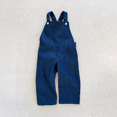 Cotton Frankie overalls - Denim