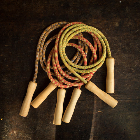 Skipping Rope - Various Colours and Lengths