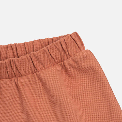 Organic Cotton Elspa Shorts - Tan