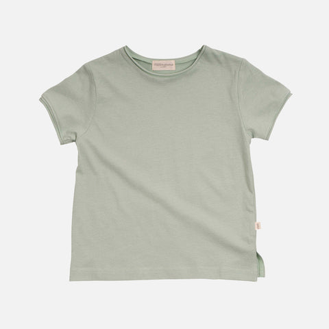 Organic Cotton SS Lyn Tee - Foam