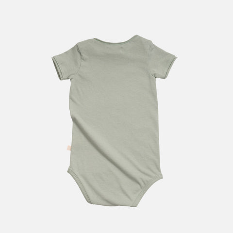 Organic Cotton SS Noma Body - Foam