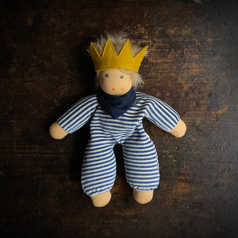 Organic Cotton/Wool Little King Karl