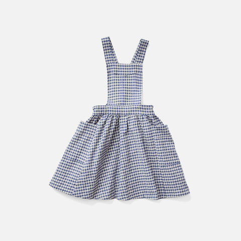 Cotton Harriet Pinafore - Picnic Cloth