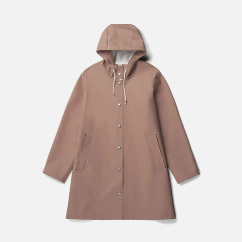 Women's Mosebacke Raincoat - Sandalwood
