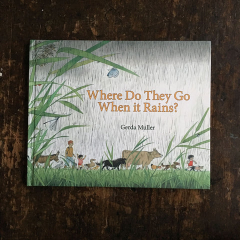 Gerda Muller - Where Do They Go When It Rains?