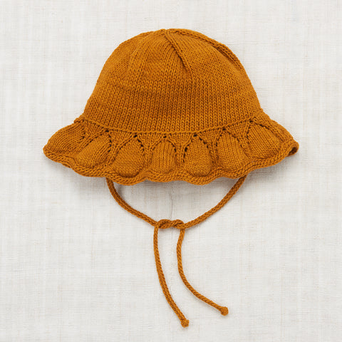 Cotton Starling Sunhat - Marigold - 6m-6y