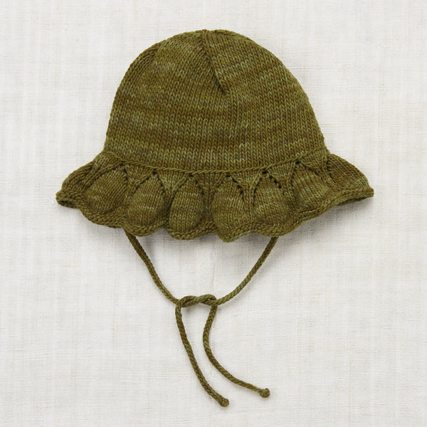 Cotton Starling Sunhat - Moss - 6m-6y