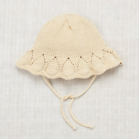 Cotton Starling Sunhat - String - 6m-6y