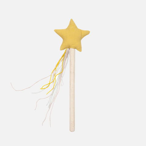 Organic Cotton Magic Wand - Honey