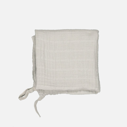 Cotton Little Swaddle - Almond
