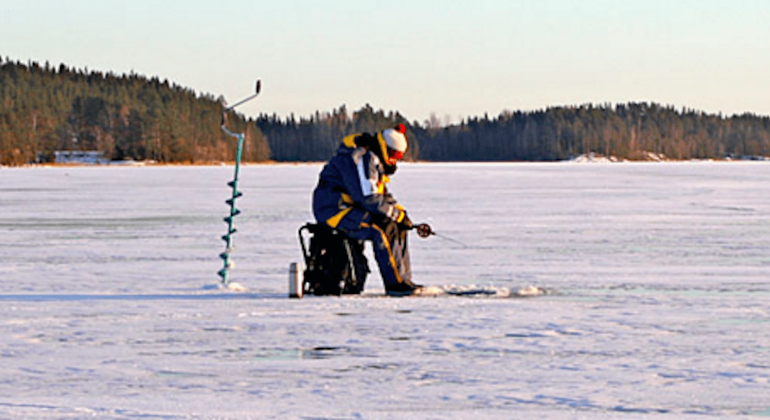 Ice Fishing 101: Tips from Huk