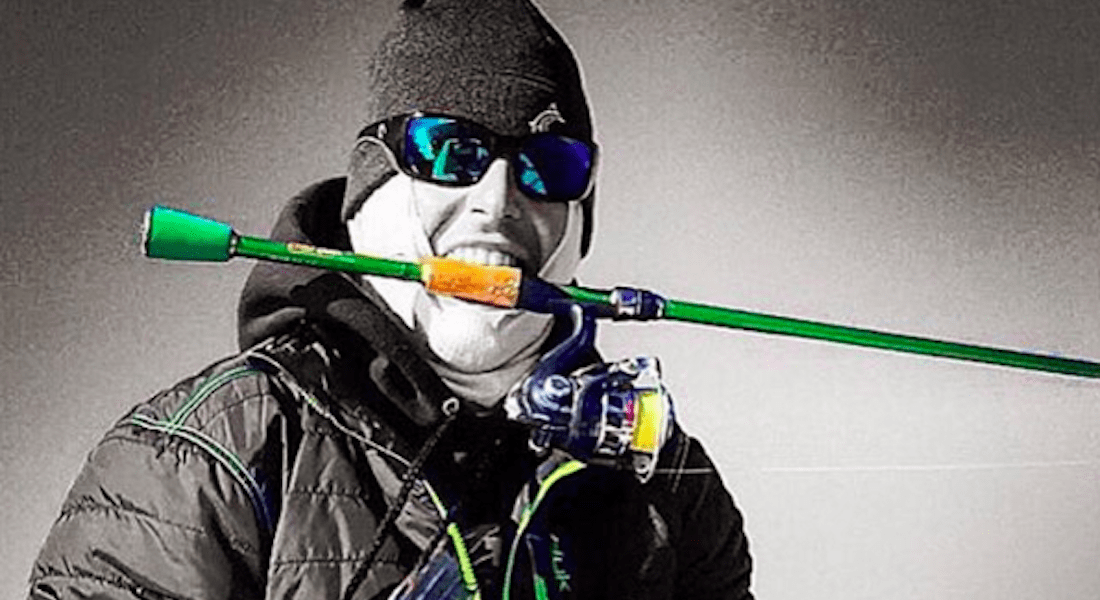 Cold Weather Fishing Apparel from Huk