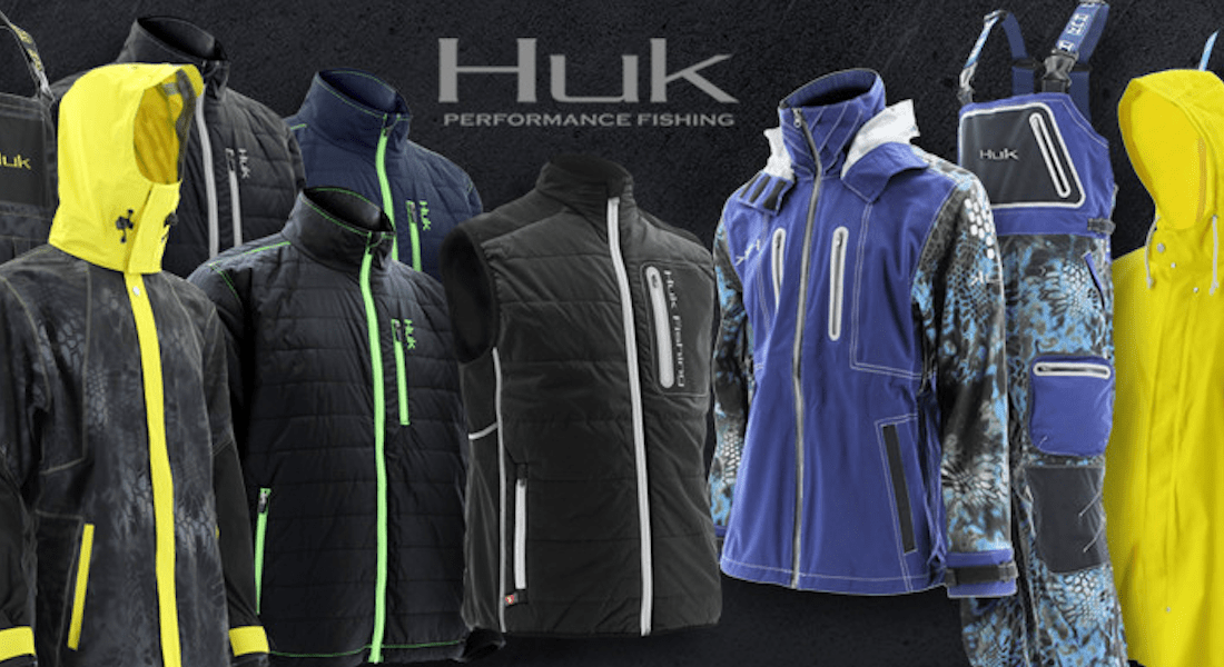 Best Fishing Rain Gear from Huk