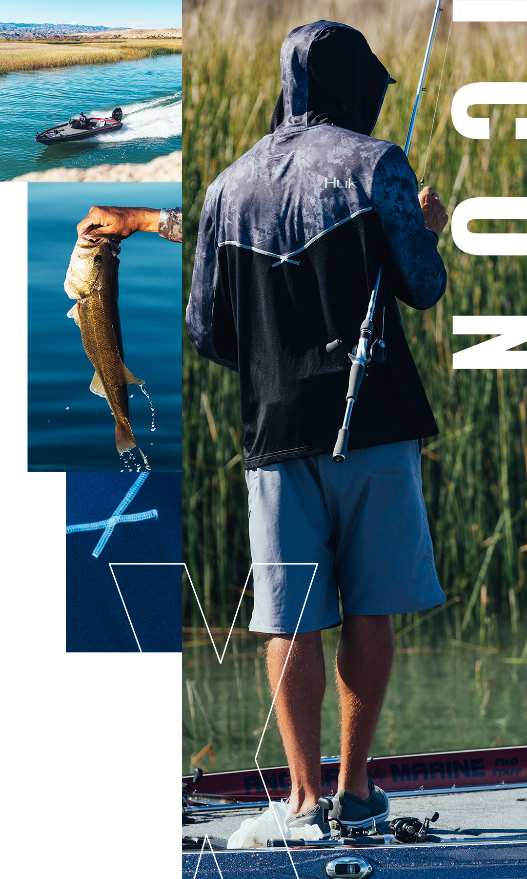 5cc536065769f Performance Fishing Apparel - Sun Protective - All Weather