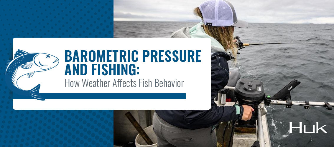 Barometric Pressure and Fishing: How Weather Affects Fish Behavior