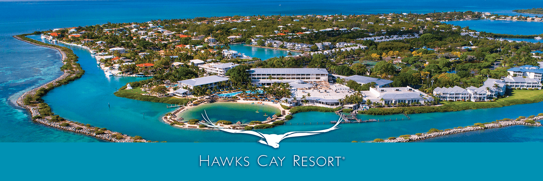Huk Ultimate Fishing Experience Giveaway. 3 nights Hawks Cay Resort. Image of Hawks Cay Resort