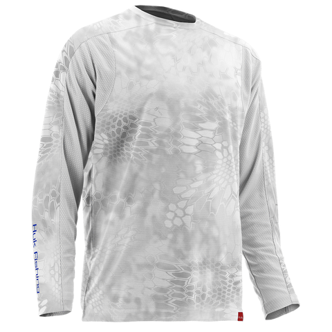 Huk Trophy Kryptek Long Sleeve Tee
