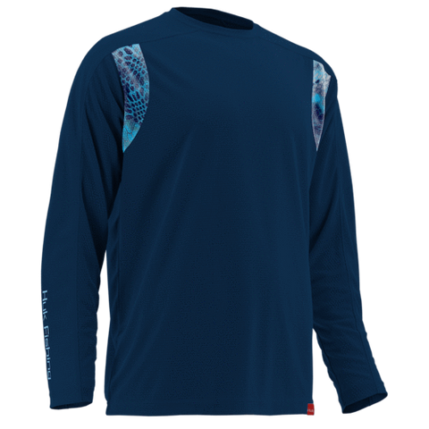 Huk Trophy Performance Long Sleeve Fishing Shirt