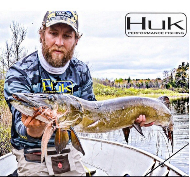 performance fishing gear from Huk