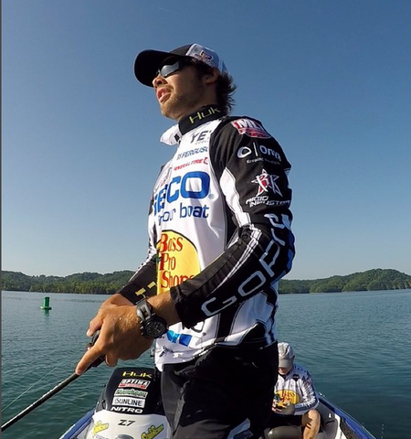 Major league fishing an innovative competition huk gear for Major league fishing com