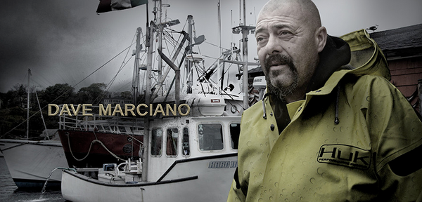 Get to know captain dave marciano huk gear for Captain dave s fishing