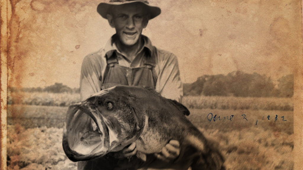 The Biggest Largemouth Bass Ever Caught - Huk Gear