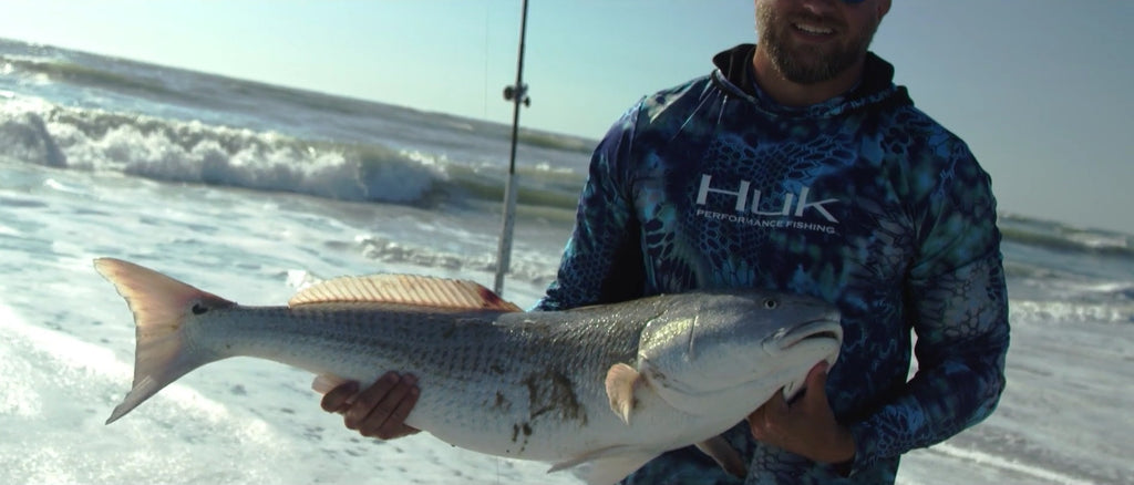 redfish catch