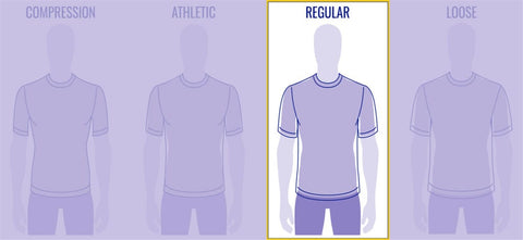 youth regular shirt size
