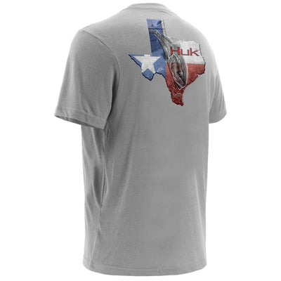 Huk KC Scott TX Star Redfish Tee