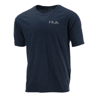 Huk Bass Patch Short Sleeve