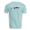 Huk Marlin Sporty Patch Short Sleeve