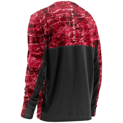 Huk Elements Icon Long Sleeve