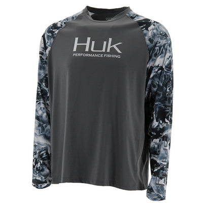 Huk Elements Double Header Vented Long Sleeve