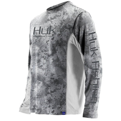 Huk ICON X Camo Long Sleeve Shirt